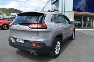 2018 Jeep Cherokee KL MY19 Longitude Silver 9 Speed Sports Automatic Wagon