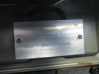2004 Toyota Echo NCP12R Gold 4 Speed Automatic Sedan