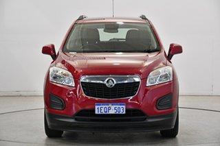 2014 Holden Trax TJ MY15 LS Red 5 Speed Manual Wagon.