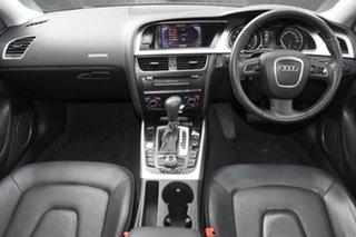 2011 Audi A5 8T MY12 Sportback S Tronic Quattro Grey 7 Speed Sports Automatic Dual Clutch Hatchback