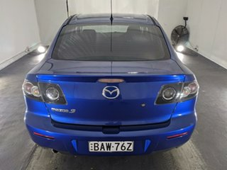 2006 Mazda 3 BK10F2 Maxx Sport Blue 4 Speed Sports Automatic Sedan
