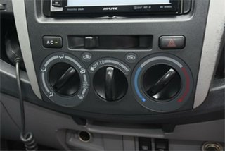 2007 Toyota Hilux KUN26R MY07 SR5 Grey 5 Speed Manual Utility