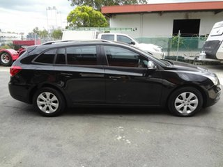 2015 Holden Cruze JH MY16 CD Black 6 Speed Automatic Sportswagon