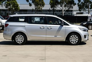 2018 Kia Carnival YP MY18 S Silver 6 Speed Sports Automatic Wagon
