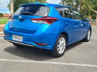 2016 Toyota Corolla ZRE182R Ascent Sport S-CVT Blue 7 Speed Constant Variable Hatchback.