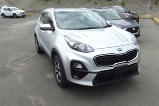 2019 Kia Sportage QL MY20 S 2WD Silver 6 Speed Sports Automatic Wagon.