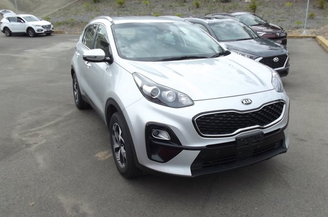 Used Kia Sportage QL MY20 S 2WD South Gladstone, 2019 Kia Sportage QL MY20 S 2WD Silver 6 Speed Sports Automatic Wagon