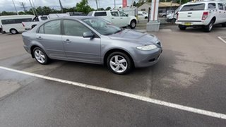 2003 Mazda 6 GG1031 Classic Silver 4 Speed Sports Automatic Sedan