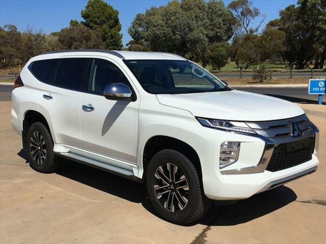 New Mitsubishi Pajero Sport QF MY21 GLS Berri, 2020 Mitsubishi Pajero Sport QF MY21 GLS White 8 Speed Sports Automatic Wagon