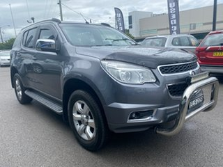2015 Holden Colorado 7 RG MY15 LTZ Silver 6 Speed Sports Automatic Wagon.