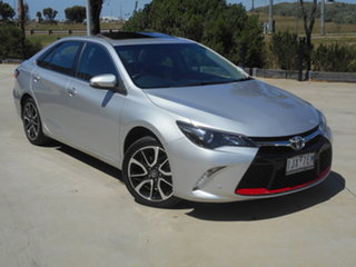 2017 Toyota Camry ASV50R Atara SX 6 Speed Sports Automatic Sedan.