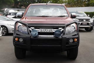 2015 Isuzu D-MAX MY15 LS-U Crew Cab 4x2 High Ride Bronze 5 Speed Sports Automatic Utility.