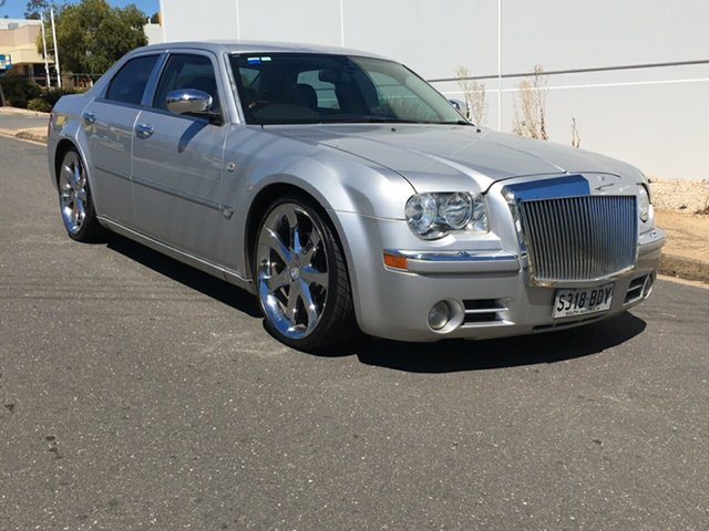 Used Chrysler 300C MY2006 HEMI Blair Athol, 2005 Chrysler 300C MY2006 HEMI 5 Speed Sports Automatic Sedan