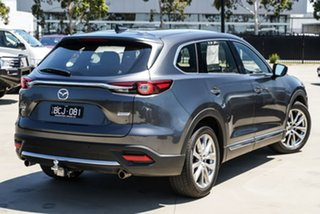 2019 Mazda CX-9 TC Azami SKYACTIV-Drive i-ACTIV AWD Grey 6 Speed Sports Automatic Wagon.