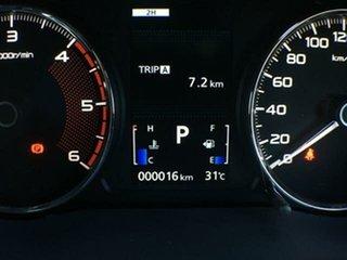 2020 Mitsubishi Pajero Sport QF MY21 GLS White 8 Speed Sports Automatic Wagon