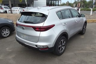 2019 Kia Sportage QL MY20 S 2WD Silver 6 Speed Sports Automatic Wagon