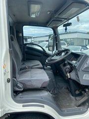 2012 Isuzu NLR NH 200 Short White Cab Chassis 3.0l 4x2