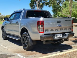 2019 Ford Ranger PX MkIII 2019.75MY Wildtrak Silver 6 Speed Sports Automatic Double Cab Pick Up