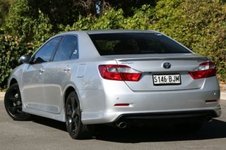 2016 Toyota Aurion GSV50R Sportivo Silver Pearl 6 Speed Sports Automatic Sedan.