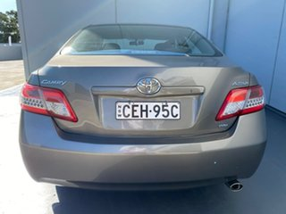2011 Toyota Camry ACV40R Altise Grey 5 Speed Automatic Sedan