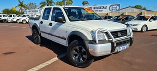 2006 Holden Rodeo RA MY06 LX Crew Cab 4 Speed Automatic Utility.