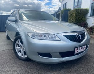 2003 Mazda 6 GG1031 Limited Silver 4 Speed Sports Automatic Sedan.