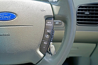 2008 Ford Territory SY Ghia Kashmir 4 Speed Sports Automatic Wagon