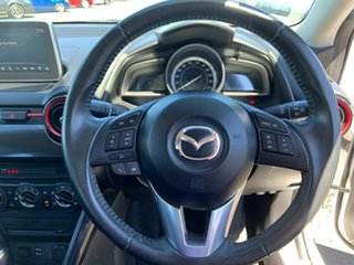 2016 Mazda 2 DL2SAA Maxx SKYACTIV-Drive White 6 Speed Sports Automatic Sedan