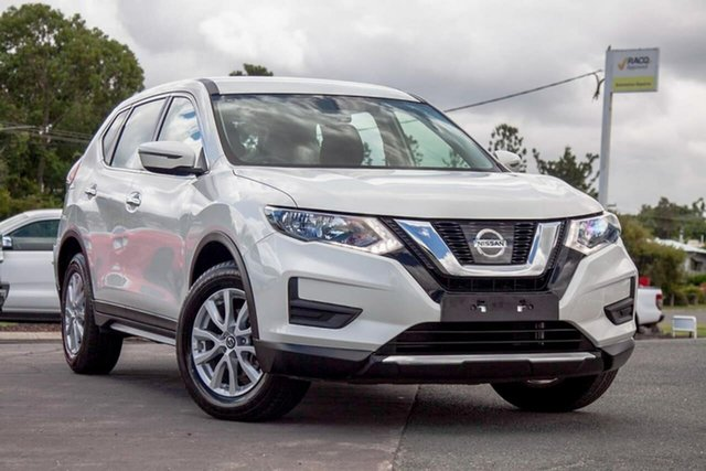 Used Nissan X-Trail T32 Series II ST X-tronic 2WD Gympie, 2019 Nissan X-Trail T32 Series II ST X-tronic 2WD Ivory Pearl 7 Speed Constant Variable Wagon