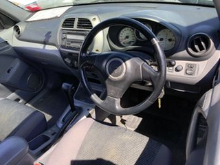 2002 Toyota RAV4 ACA20R Cruiser (4x4) Champagne 4 Speed Automatic 4x4 Wagon