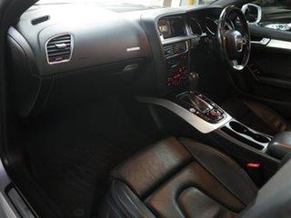 2010 Audi A5 8T MY11 Sportback S Tronic Quattro Silver 7 Speed Sports Automatic Dual Clutch