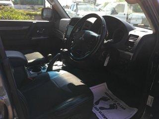 2015 Mitsubishi Pajero NX MY16 GLS LWB (4x4) Grey 5 Speed Auto Sports Mode Wagon
