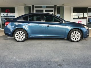 2012 Holden Cruze JH Series II MY12 CDX Blue 6 Speed Sports Automatic Sedan