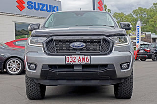2020 Ford Ranger PX MkIII 2020.25MY FX4 Silver 10 Speed Sports Automatic Double Cab Pick Up