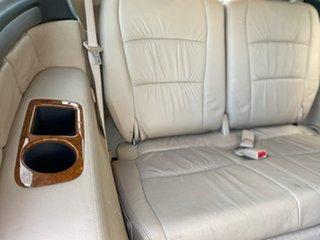 2006 Honda Odyssey 3rd Gen Luxury Black 5 Speed Sports Automatic Wagon
