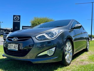 2012 Hyundai i40 VF2 Premium Grey 6 Speed Sports Automatic Sedan.