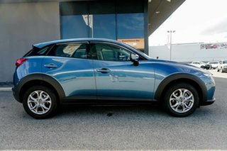 2020 Mazda CX-3 DK2W7A Maxx SKYACTIV-Drive FWD Sport Blue 6 Speed Sports Automatic Wagon.