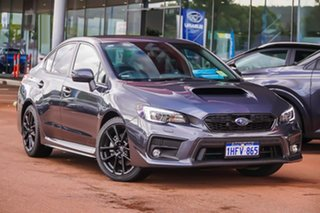 2020 Subaru WRX V1 (No Badge) Grey Manual Sedan.