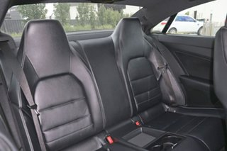 2009 Mercedes-Benz E-Class C207 E350 7G-Tronic Avantgarde Red 7 Speed Sports Automatic Coupe