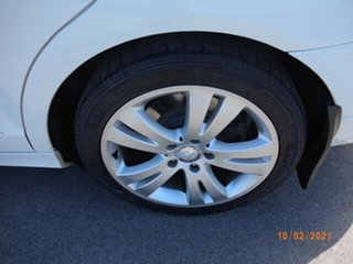 2008 Mercedes-Benz C200 W204 Kompressor Avantgarde 5 Speed Auto Tipshift Sedan