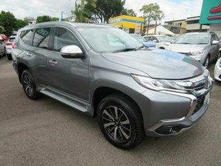 2019 Mitsubishi Pajero Sport QE MY19 GLS Grey 8 Speed Sports Automatic Wagon.