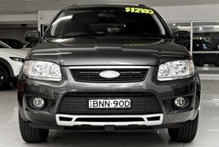 2010 Ford Territory SY MkII TS RWD Grey 4 Speed Sports Automatic Wagon