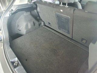 2011 Mitsubishi ASX XA MY11 2WD Black 6 Speed Constant Variable Wagon