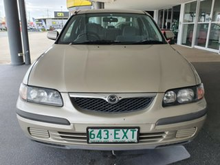 1998 Mazda 626 GF Limited Gold 4 Speed Automatic Sedan