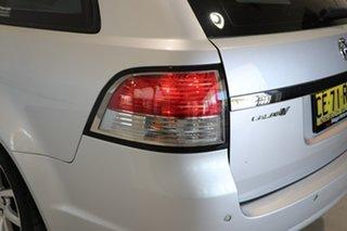 2012 Holden Calais VE II MY12 V Sportwagon Silver 6 Speed Sports Automatic Wagon