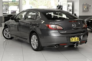 2008 Mazda 6 GH1051 Classic Grey 6 Speed Manual Hatchback.