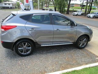 2014 Hyundai ix35 LM3 MY14 Trophy Grey 6 Speed Manual Wagon.
