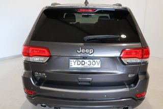 2015 Jeep Grand Cherokee WK MY15 Overland Grey 8 Speed Sports Automatic Wagon.