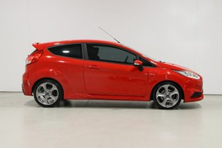 2015 Ford Fiesta WZ ST Red 6 Speed Manual Hatchback