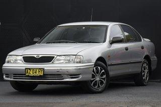 2001 Toyota Avalon MCX10R Mark II Conquest Silver 4 Speed Automatic Sedan.
